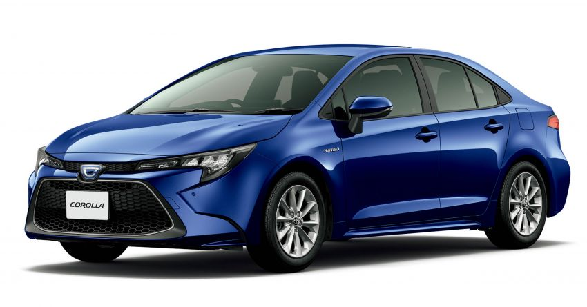 2019 JDM Toyota Corolla Launched 7