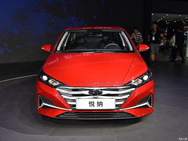 First Official Photos: 2020 Hyundai Verna Facelift 1
