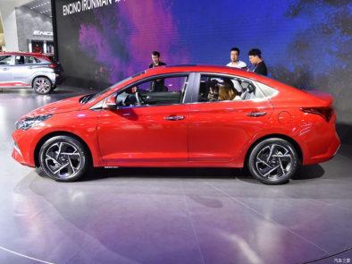 First Official Photos: 2020 Hyundai Verna Facelift 3