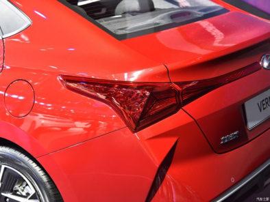 2020 Hyundai Verna Facelift Break Covers at Chengdu Auto Show 7