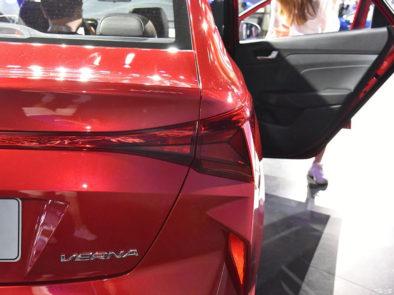 2020 Hyundai Verna Facelift Break Covers at Chengdu Auto Show 8