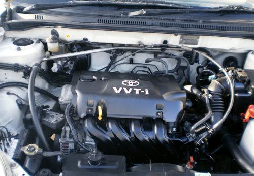 2NZ-FE the Longest Serving Toyota Engine in Pakistan 5