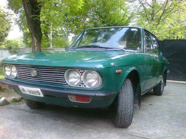 Remembering Mazda 1500 Sedan from the 1960s 16
