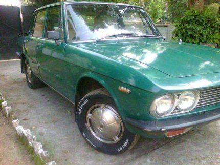 Remembering Mazda 1500 Sedan from the 1960s 17