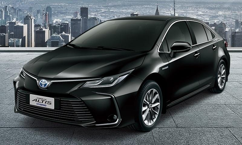 All New Toyota Corolla Altis to Launch in Indonesia Next Week 9
