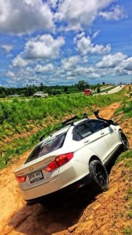 The Honda City Off-Roader 3