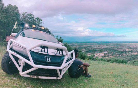 The Honda City Off-Roader 1
