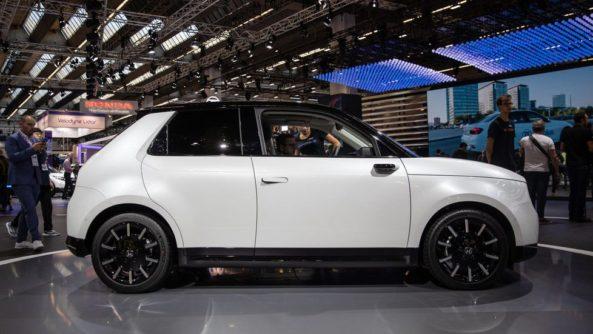 Honda E Unveiled at Frankfurt- Prices Announced 15