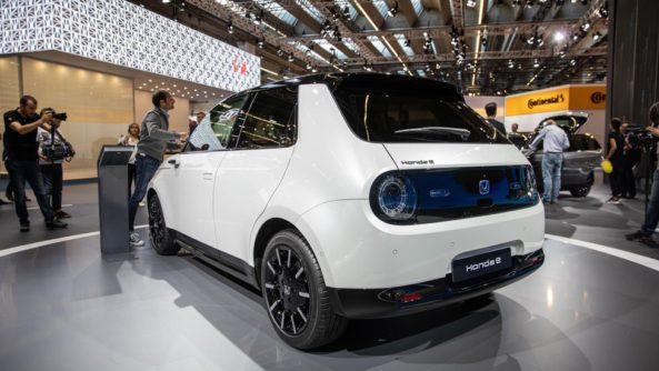 Honda E Unveiled at Frankfurt- Prices Announced 17