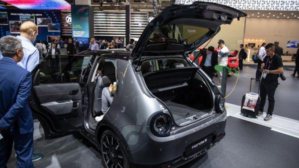 Honda E Unveiled at Frankfurt- Prices Announced 14
