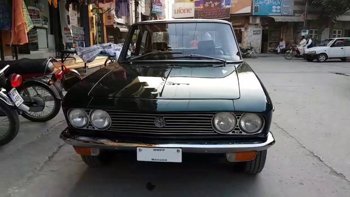 Remembering Mazda 1500 Sedan from the 1960s 22