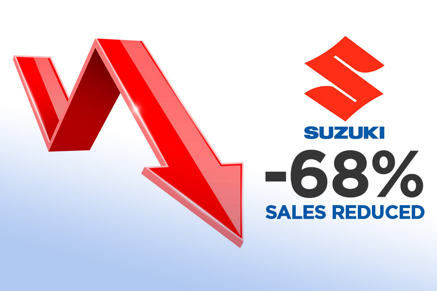 Pak Suzuki Suffering -68% Reduction in Sales Sparing Alto 2