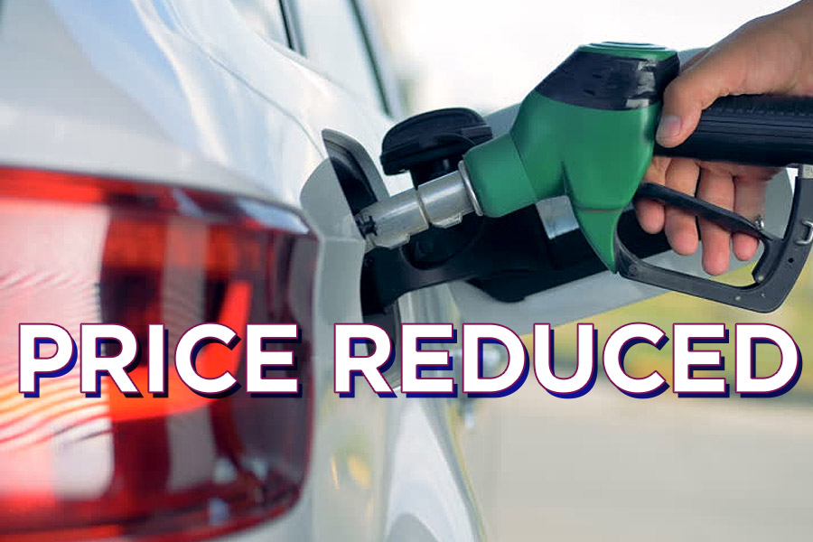 Petrol Prices Reduced by 5.8% 3