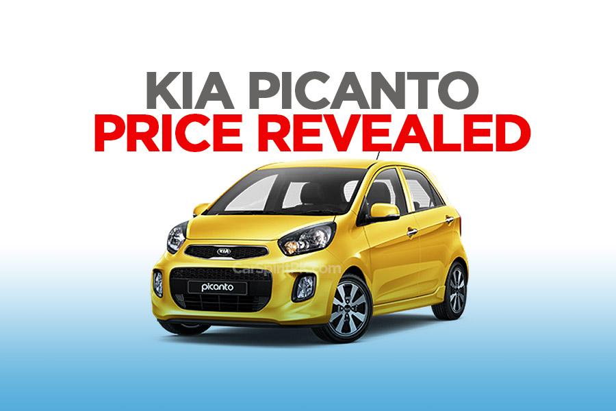Kia Picanto Price Revealed- Booking Open 1