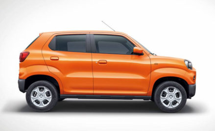 All New Suzuki S-Presso Launched in India at INR 3.69 Lac 5