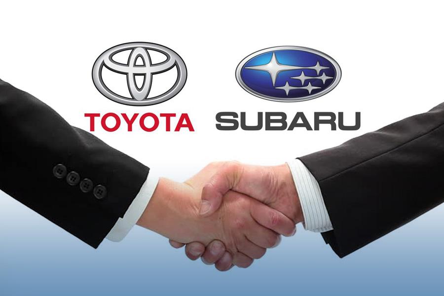 Toyota and Subaru Agree on New Capital Alliance 1