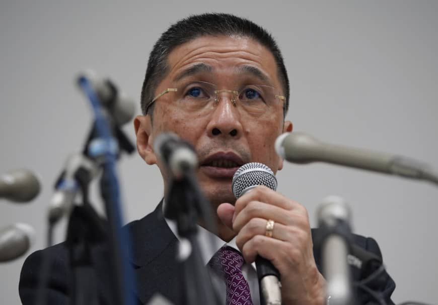 Nissan CEO Resigns After Admitting He Was Overpaid 6