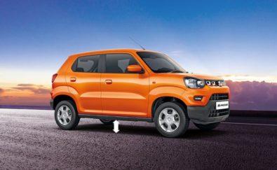 Suzuki S-Presso All Set to Launch in India 2