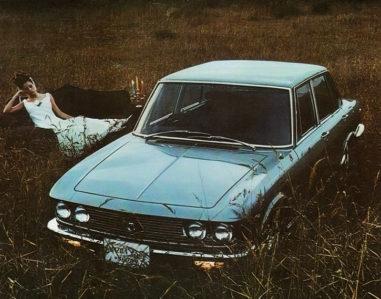 Remembering Mazda 1500 Sedan from the 1960s 10