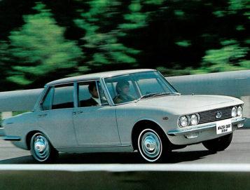 Remembering Mazda 1500 Sedan from the 1960s 13