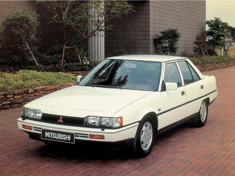 Remembering Mitsubishi Cars From the 1980s 10