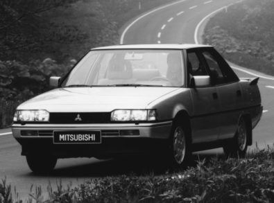 Remembering Mitsubishi Cars From the 1980s 17
