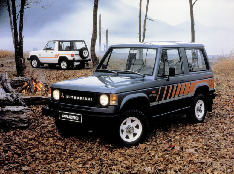 Remembering Mitsubishi Cars From the 1980s 3