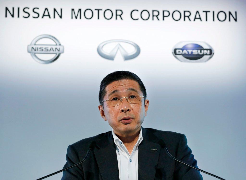 Nissan Chief Hiroto Saikawa Admits Receiving Improper Payments 7