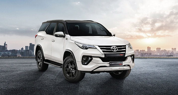 Toyota Fortuner TRD Celebratory Edition launched in India at INR 33.85 Lac 1