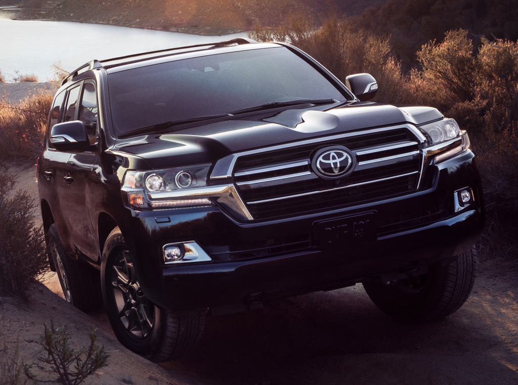 Toyota Land Cruiser Surpasses 10 Millionth Sales Mark 6