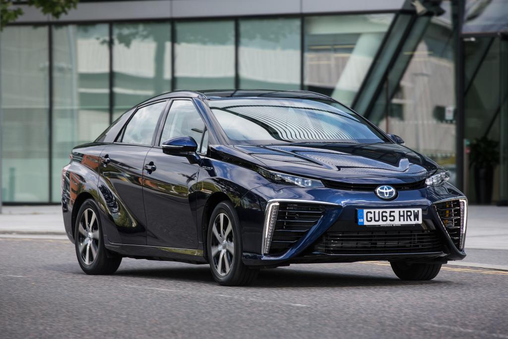 Next Generation Toyota Mirai to Debut in 2020 5