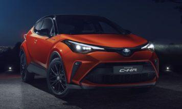 Toyota C-HR Facelift Debuts 1