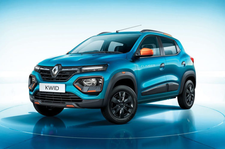 2020 Renault Kwid Launched in India at INR 2.92 Lac 1