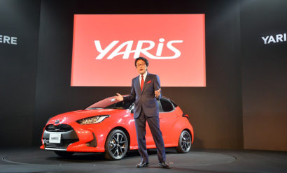 2020 Toyota Yaris- The Good and the Beast 2
