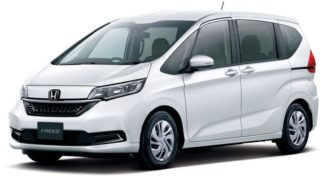 Honda Freed Gets a Facelift and a New Trim 13