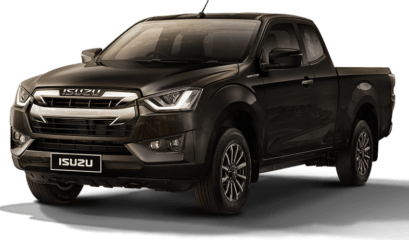 All New 3rd Generation Isuzu D-MAX Unveiled 12