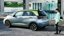 All New Honda Fit/ Jazz Unveiled at 2019 Tokyo Motor Show 11