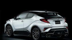 The 2020 Toyota C-HR GR Sport 4
