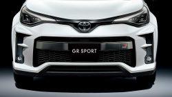The 2020 Toyota C-HR GR Sport 2