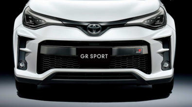 The 2020 Toyota C-HR GR Sport 2