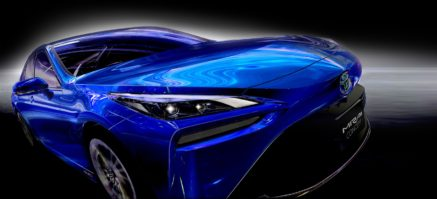 Toyota's New Car can Run on Hydrogen from Cow Manure 2