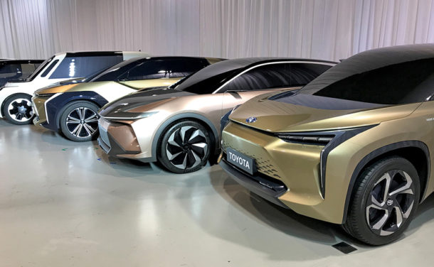 Toyota and Lexus to Launch 3 New EVs by 2021 1