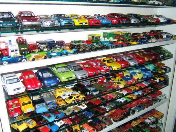 Aamir Ashfaq has Pakistan's Largest Collection of Die-Cast Cars 5