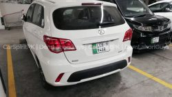 Sazgar's BAIC D20 Hatchback Spotted in Lahore 3