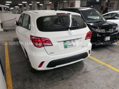 Sazgar's BAIC D20 Hatchback Spotted in Lahore 3