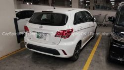 Sazgar's BAIC D20 Hatchback Spotted in Lahore 4