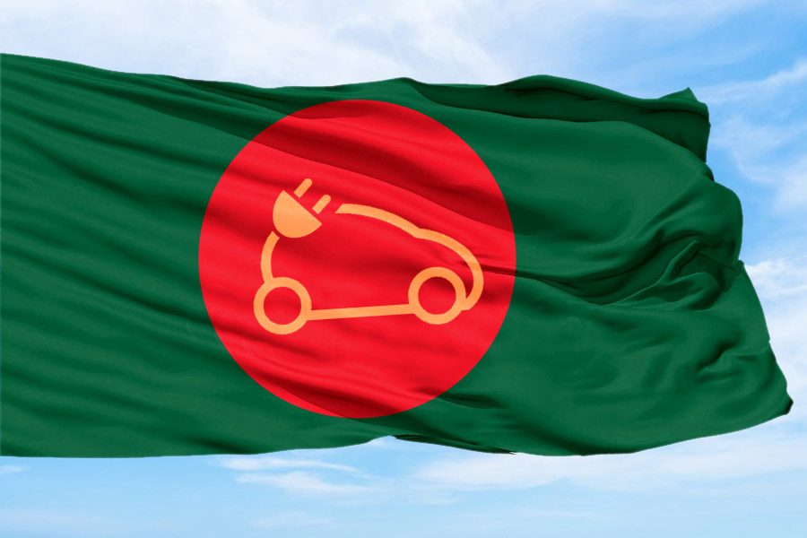 Construction Work of Bangladesh's First Electric Vehicle Plant Begins 2
