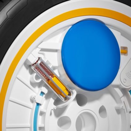 Continental Presents New Self-Inflating Tire Concept 3