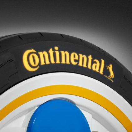 Continental Presents New Self-Inflating Tire Concept 4