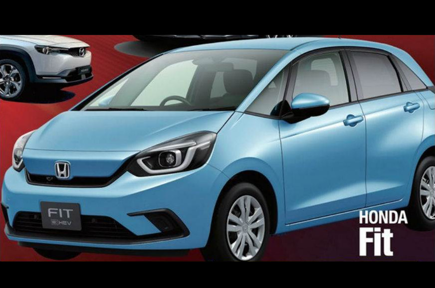 2020 Honda Fit/Jazz Leaked Ahead of Debut 6